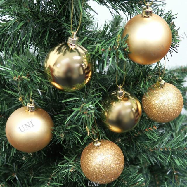 クリスマス ツリー オーナメント プラボール バラ...