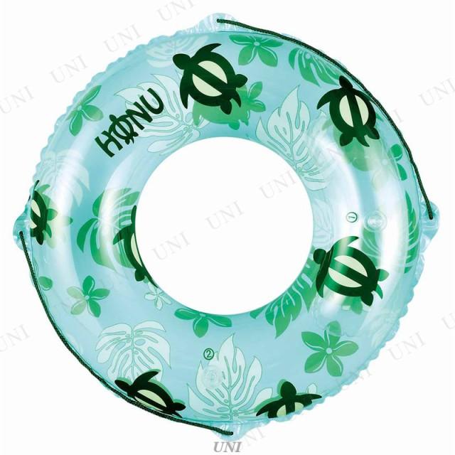 浮き輪 100cm HONUグリーン 海水浴 グッズ プール...