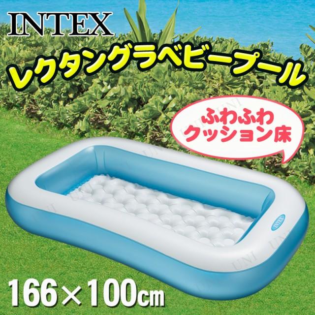 INTEX(インテックス) レクタングラベビープール 1...