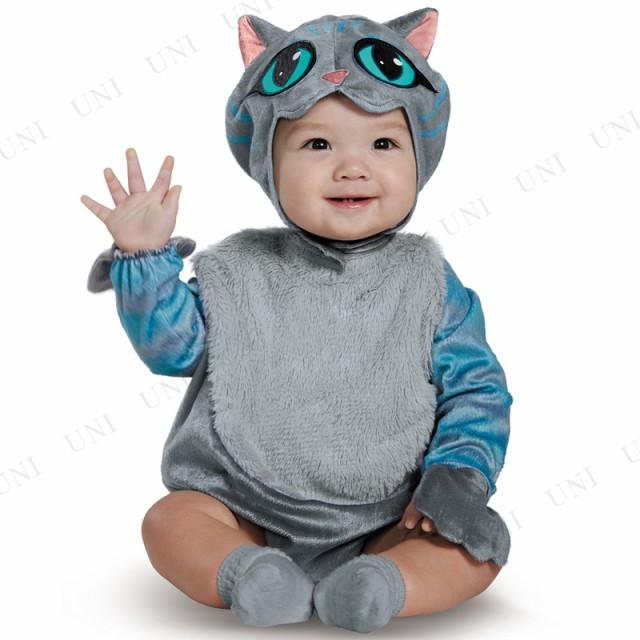 7238e6e985b4a チェシャ猫 ベビー用 コスプレ 衣装 ハロウィン 仮装 子供 ディズニー コスチューム 不思議の国のアリス
