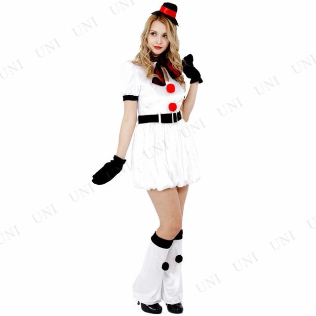 サンタ コスプレ CLUB QUEEN White Snow Girl(ホ...