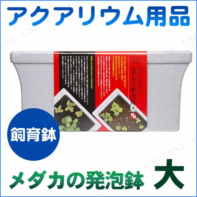 【取寄品】 メダカの発泡鉢 大 アクアリウム用品 ...