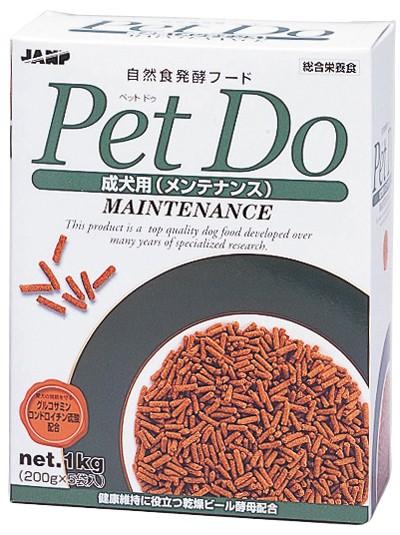 Pet Do/ペットドゥ メンテナンス ドッグフード 1k...