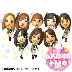 【処分特価★+3月22日発送★新品】3DSソフト AKB4...