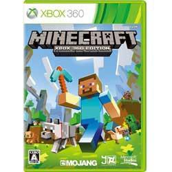 【+1月9日発送★新品】Xbox360ソフト Minecraft: ...