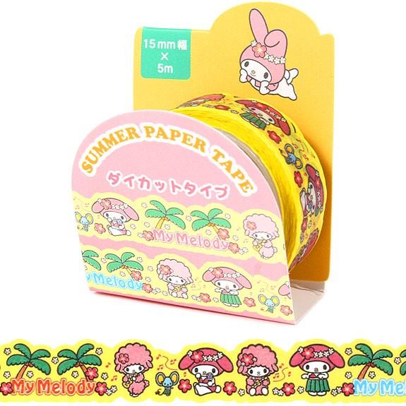 マイメロディ ペーパーテープ サマー☆サンリオ ...