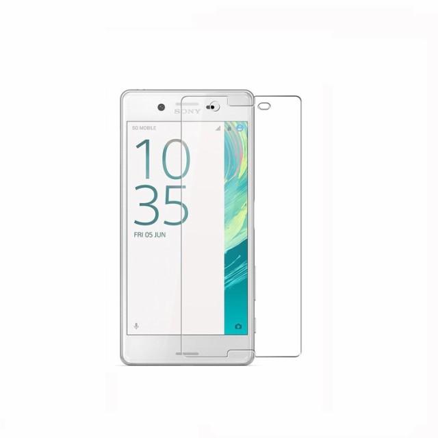 【送料無料】強化ガラス Sony Xperia X Performan...