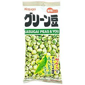 春日井製菓 スリムグリーン豆 50g×6入