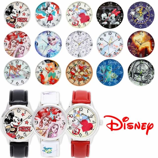 ディズニー 腕時計 レディース キッズ ウォッチ ...