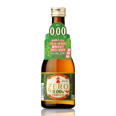 【送料無料】ノンアルコール焼酎 小鶴ゼロ300ml...