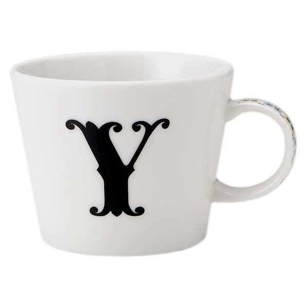 アルファベット/マグカップ「Y」美濃焼/イニシャ...