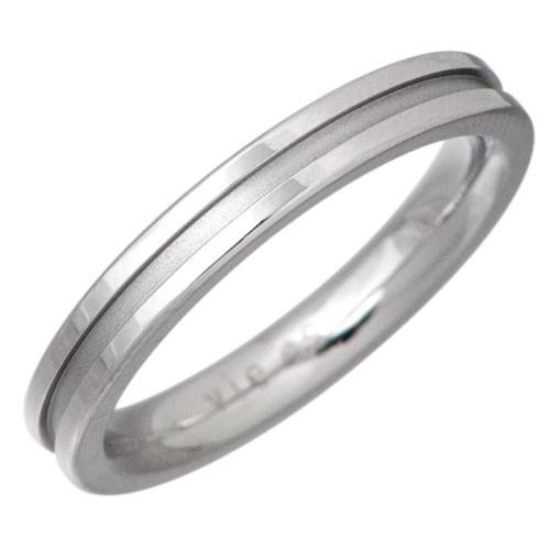 vie ヴィー ステンレス リング 指輪 金属アレルギ...
