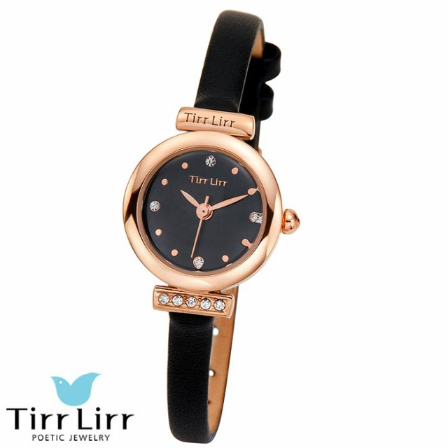 TirrLirr ティルリル 腕時計 ジュエリー ウォッチ...
