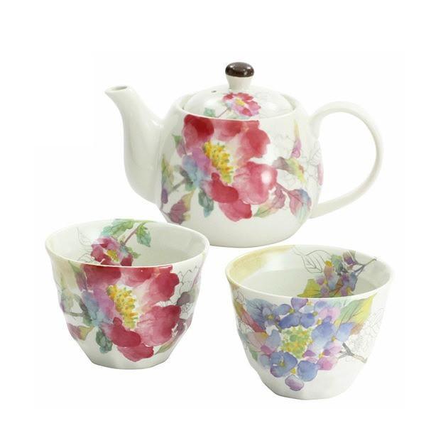 花みさき ポット茶器