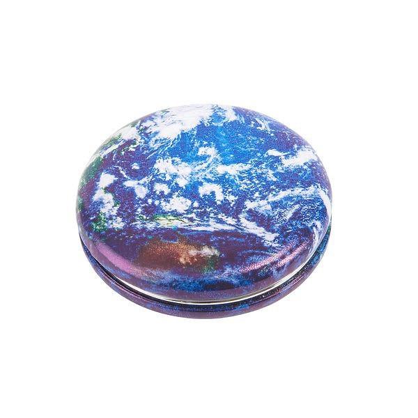 コンパクトミラー 地球