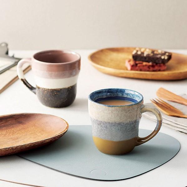 グレーズ ワークス ペアマグ&トレー ナチュラルテイスト結婚祝い ペアカップ インスタ映え 美味しく見える食器セット 木のお皿