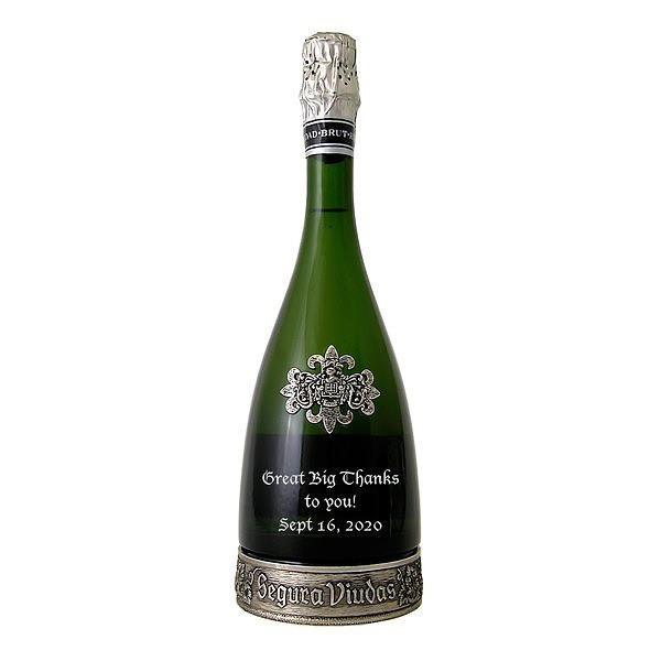 【名入れシャンパン】【記念品】【お酒を父の日に...