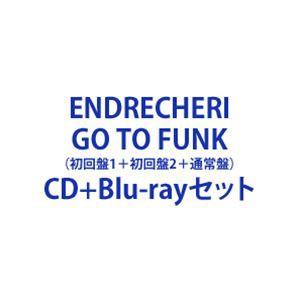 [送料無料] ENDRECHERI / GO TO FUNK(初回盤A+...