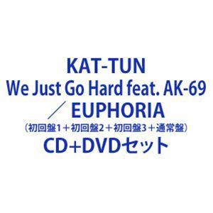 [送料無料] KAT-TUN / We Just Go Hard feat. AK-...
