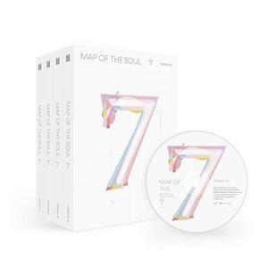 [送料無料] 輸入盤 BTS / MAP OF THE SOUL : 7 [...