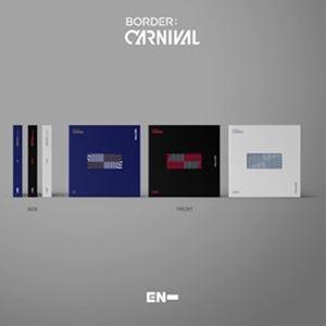 輸入盤 ENHYPEN / 2ND MINI ALBUM : BORDER : C...
