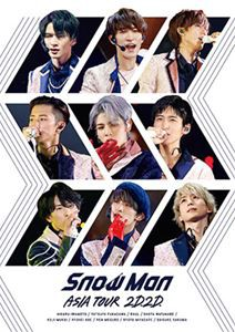 [送料無料] Snow Man ASIA TOUR 2D.2D.(通常盤)...