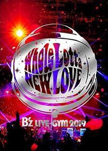 [送料無料] B'z LIVE-GYM 2019 -Whole Lotta NEW...
