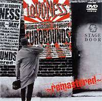 [DVD] LOUDNESS EUROBOUNDS〜remastered〜