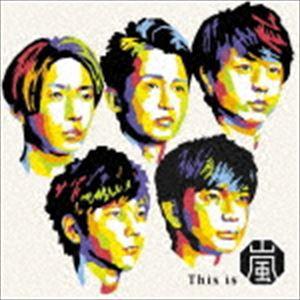 [送料無料] 嵐 / This is 嵐(通常盤) [CD]
