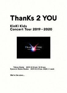 [送料無料] KinKi Kids Concert Tour 2019-2020 T...