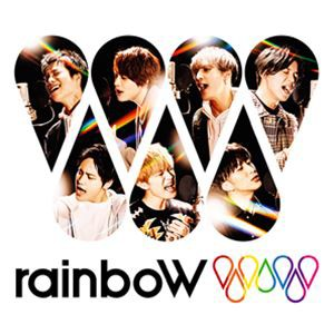 [送料無料] ジャニーズWEST / rainboW(初回盤B/...