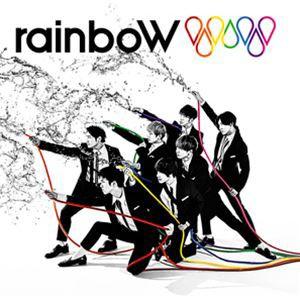 [送料無料] ジャニーズWEST / rainboW(通常盤) ...