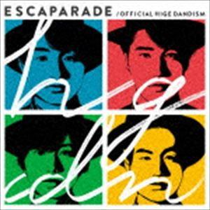 [CD] Official髭男dism/エスカパレード(通常盤...