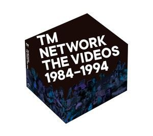 [送料無料] TM NETWORK THE VIDEOS 1984-1994(完...