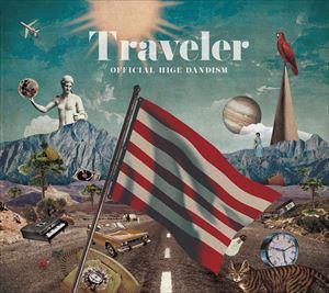 [送料無料] Official髭男dism / Traveler(通常盤...