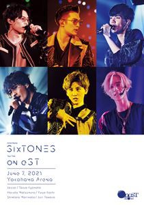 SixTONES/on eST(通常盤) [DVD]