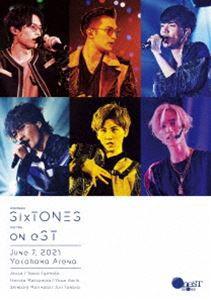 SixTONES/on eST(通常盤) [Blu-ray]