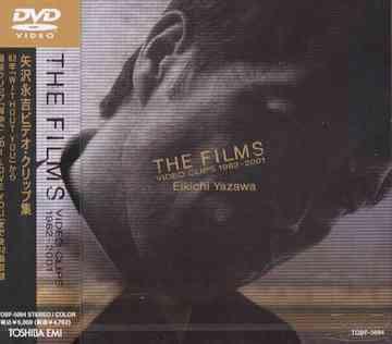 矢沢永吉/THE FILMS VIDEO CLIPS 1982-2001 [DVD...