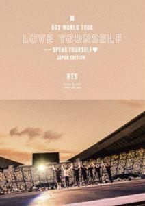 [送料無料] BTS WORLD TOUR'LOVE YOURSELF:SPEA...