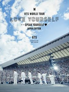 [送料無料] BTS WORLD TOUR'LOVE YOURSELF:SPEA...