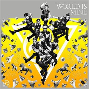 [送料無料] RADIO FISH / WORLD IS MINE(TYPE-A...