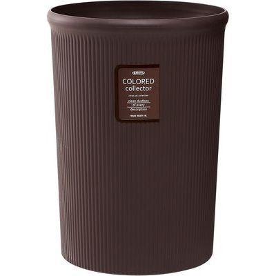 岩崎工業 4901126306204 ゴミ箱 リビング カラー...