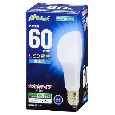 オーム電機 【送料無料】LDA7D-GAG22 LED電球 一...