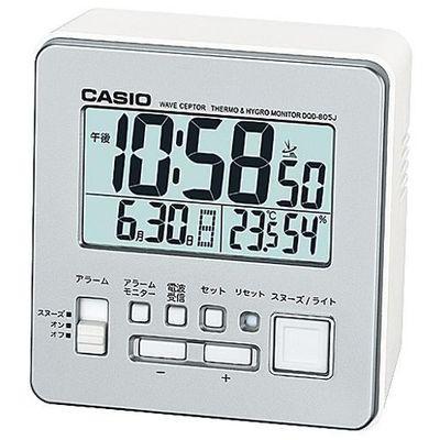カシオ DQD-805J-8JF 電波目覚まし時計 (DQD805J8...