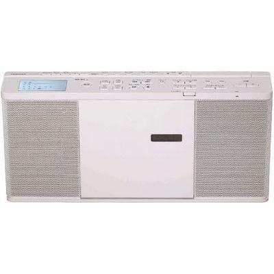 東芝 TY-CX700-W SD/USB/CDラジオ (TYCX700W)
