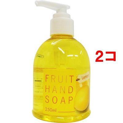 長良化学工業 32613 フルーツハンドソープ レモン...
