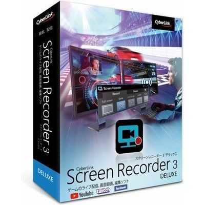 サイバーリンク SRC3DLXNM-001 Screen Recorder 3...