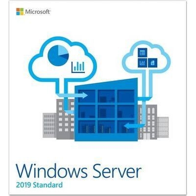 P73-07943 Microsoft Windows Server Standard 20...