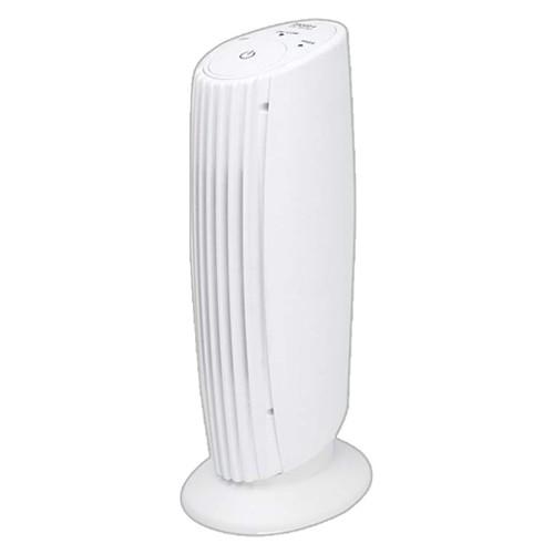 マクロス MEH-90WH USBイオン空気清浄機 ホワイト...
