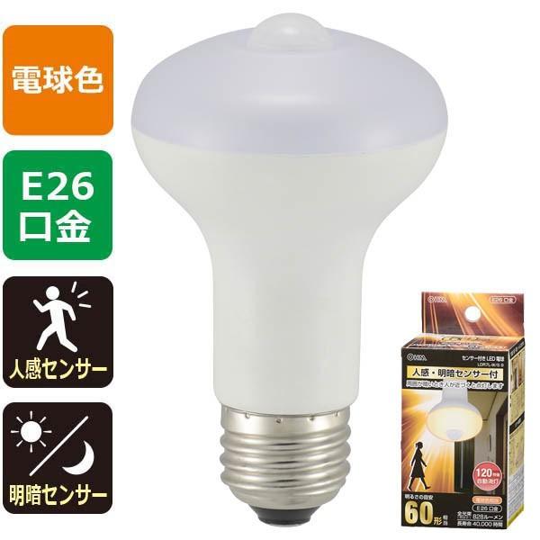 オーム電機 LDR7L-W/S9 LED電球(60形相当/828lm/...